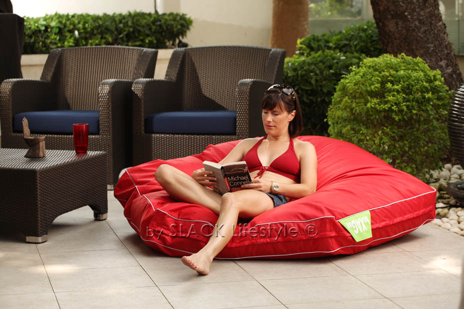 heXAGon – Floor Lounger position