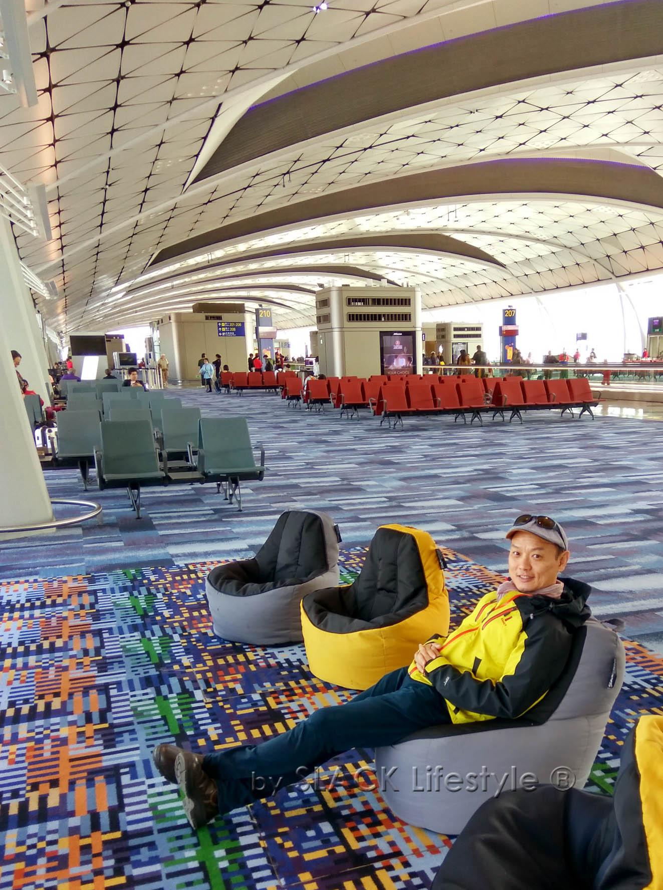 Sirocco – HK International Airport – Concourse Kids Corners