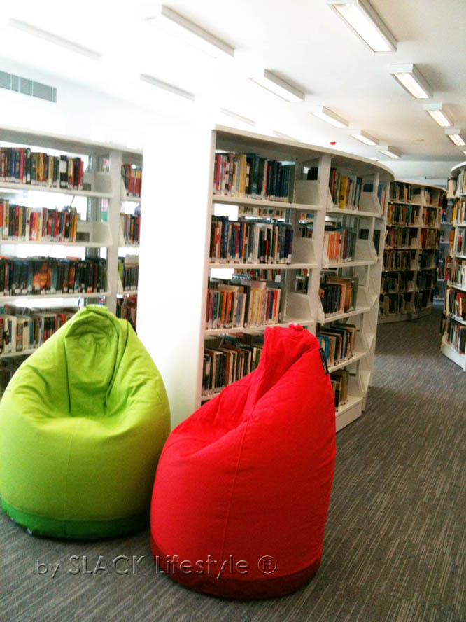 Library Space at German-Swiss Int School
