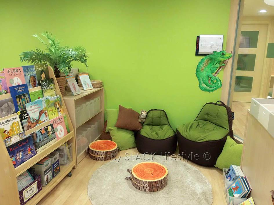 Sirocco – Duo-tone Pod Chairs – Classroom Reading Corner